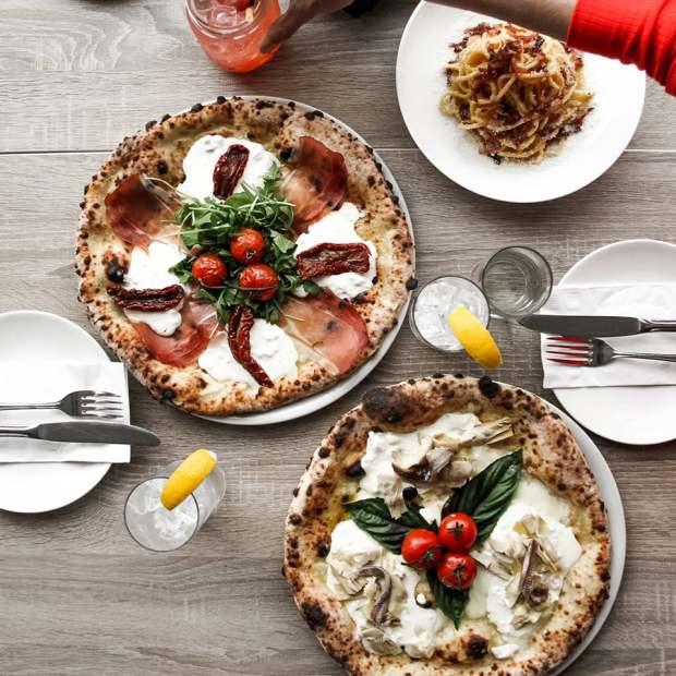 Sopra Sotto Pizza