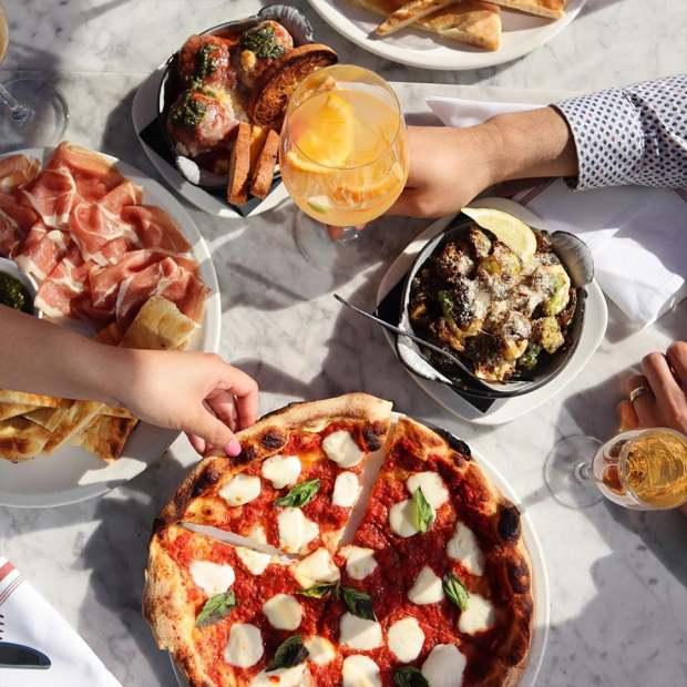 Trattoria - Burnaby - Pizza