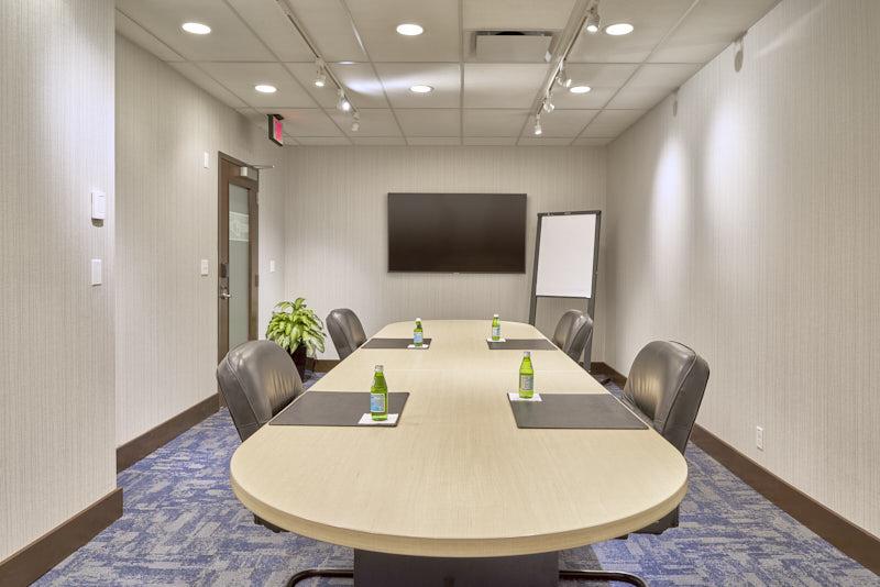 Delta Lobby Boardroom
